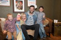 Jackie Lee Supports St. Jude Children's Hospital With Opry Performance