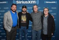 Jason Aldean Gets 'Sirius' In New York City