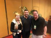 Josh Gracin Hangs In Las Vegas