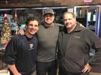 Josh Gracin Visits WGGC/Bowling Green, KY