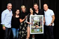 Kacey Musgraves Celebrates In Nashville