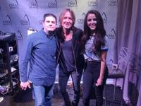 Keith Urban Chats With SiriusXM Pals