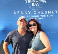 Kenny Chesney Takes The Stage In Idaho Falls