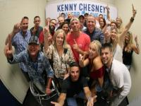 Kenny Chesney Celebrates 'Get Along' With Radio