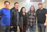 Krystal Keith, Lance Carpenter Visit KUAD/Ft. Collins, CO