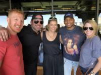 Lee Brice, Jimmie Allen Hang With SESAC, Wide Open Music In Vegas