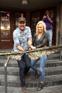 Luke Bryan Celebrates New Nashville Venue