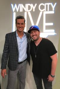 Mitchell Tenpenny Appears On 'Windy City Live'