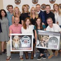 Miranda Lambert Celebrates Platinum Honors