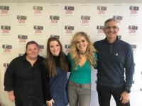 Natalie Stovall Visits All Access Nashville