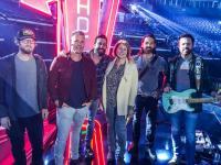 Old Dominion Rehearses For 'CMA Awards'