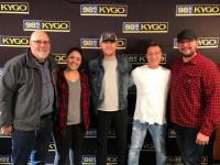 Scotty McCreery Catches Up With KYGO/Denver