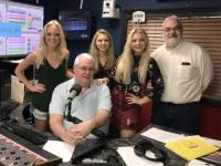 Southern Halo Stops By WDHR/Pikeville, KY