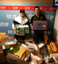 Stylz & Roman Surpass Goal With '10,000 For The Troops' Campaign