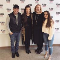 Tiffany Woys Performs At All Access Nashville