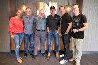 Tim McGraw Visits NASH Campus