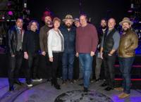 Zac Brown Band Catches Up With KRTY/San Jose