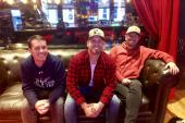 Dustin Lynch Spills The Beans With Tige And Daniel