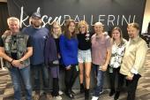 Kelsea Ballerini Visits Atlanta Radio