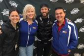 Chris Janson Salutes The Troops With WHKO/Dayton