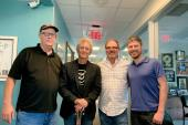 Rodney Crowell Stops By Cumulus/Dallas