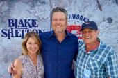 All Access Catches Up With Blake Shelton