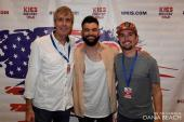 Dylan Scott Goes Undercover For WKIS/Miami