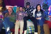 Big Loud's Hardy Hangs Out With Pals At iHeartMedia Country WMIL/Milwaukee