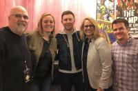 Scotty McCreery Visits WKKT/Charlotte