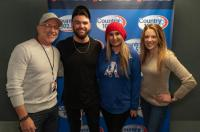 Dylan Scott Celebrates 'Nothing To Do Town Tour' With WKLB/Boston