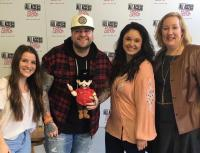 Sam Grow Visits With All Access Nashville