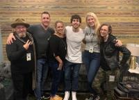 Morgan Evans Visits The Big Easy