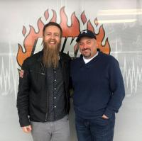Dylan Jakobsen Visits Radio In Washington