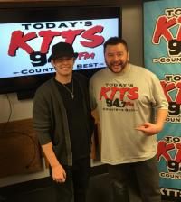 Tucker Beathard Continues On Radio Tour