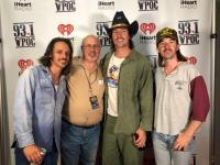 Midland Has A Hot Country Night With WPOC/Baltimore