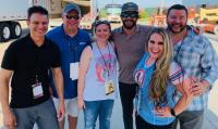Thomas Rhett Heats Things Up In Arkansas