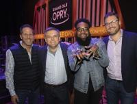 Blanco Brown Makes Opry Debut