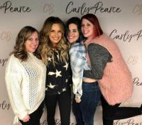Carly Pearce Kicks Off 'The Way Back Tour' In Cleveland