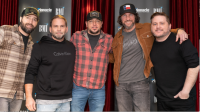 Jason Aldean Celebrates 'Drowns The Whiskey'
