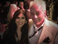 Mike McVay Meets His Meuse At Grammy MusiCares Ceremony