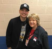 Kane Brown Catches Up With WGKX/Memphis