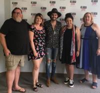 Niko Moon Has A 'Good Time' With All Access Nashville