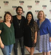 Ryan Hurd Stops By All Access Nashville