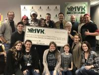 WIVK/Knoxville Raises Over $311k For St. Jude Kids