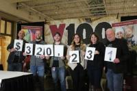 $320,231... For The Kids!