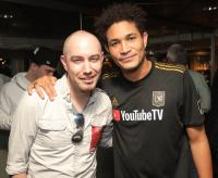 Smooth Sailin' With Bryce Vine At Alpha Media Pop-Up