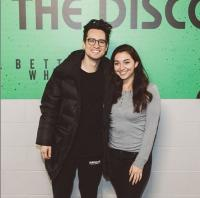 Hey Look Ma! It's Brendon Urie!