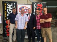 WMGK's John DeBella Raises Over $154,000 For Local Veterans