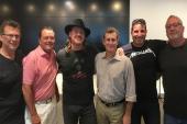 Chris Jericho Visits Cumulus