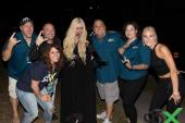 Maria Brink Shares A Moment With 93X